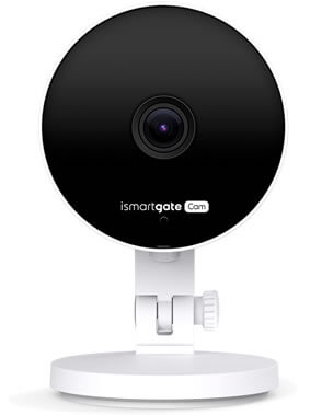 ismartgate smart garage indoor camera
